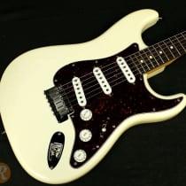 Fender American Standard Stratocaster 2002 Olympic White image