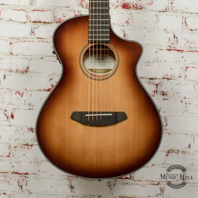 Breedlove Discovery Companion Sunburst CE Sitka-Mahogany Acoustic/Electric Guitar x6848 for sale