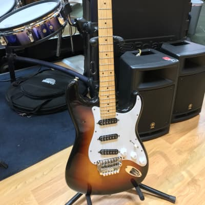 Fender Japan Contemporary Series Stratocaster SSS  1985 - 1986 Tobacco Japanese A Series Original for sale