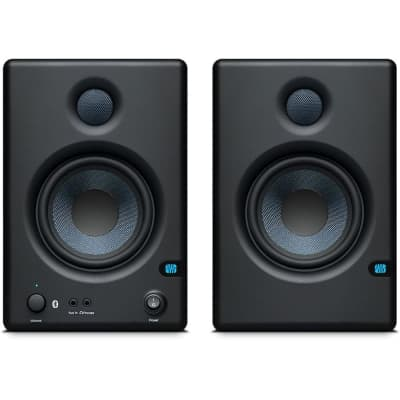 PreSonus ERIS E4.5BT Monitor Speakers(Pair)