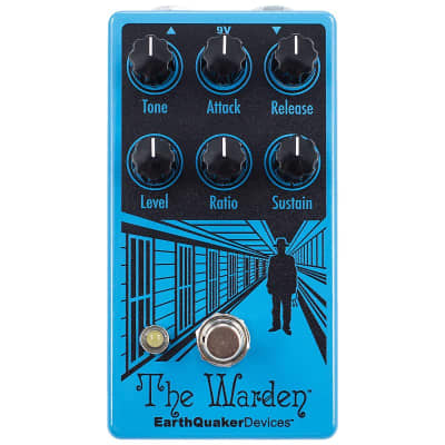 Earthquaker Devices The Warden Optical Compressor - V2 for sale