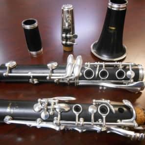Yamaha YCL-52 Bb Intermediate Clarinet