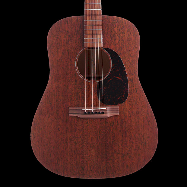 martin d15m 15 series mahogany dreadnought body with case reverb. Black Bedroom Furniture Sets. Home Design Ideas