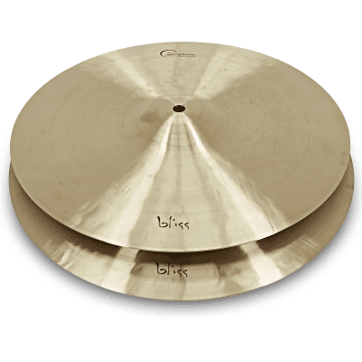 "Dream Cymbals 13"" Bliss Series Hi-Hat Cymbals (Pair)"