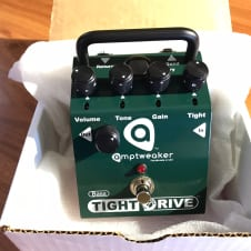 Amptweaker Tight Drive Bass with Low End Mod 2017 Dark Green