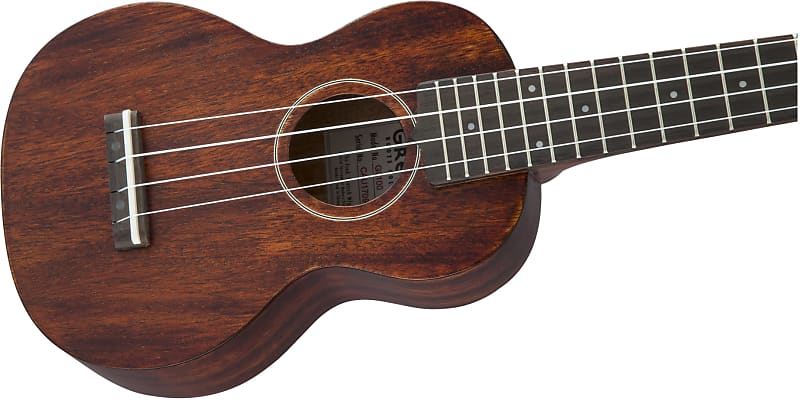 gretsch g9100 standard soprano size all mahogany ukulele with reverb. Black Bedroom Furniture Sets. Home Design Ideas