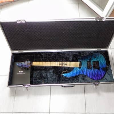ESP Horizon III Custom Shop Llexi Leon for sale