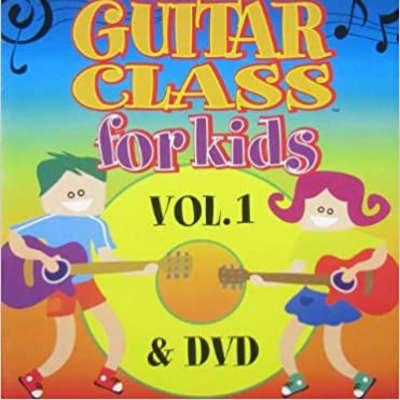 Jean Welles Worship Guitar Class for Kids [With DVD]