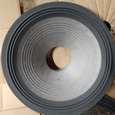 """12"""" ELECTROVOICE recone SPEAKER CONES NEW MODEL 3""""VCID 2.25 DEEP 10 AVAILABLE W25 AMERICAN PMR W25"""