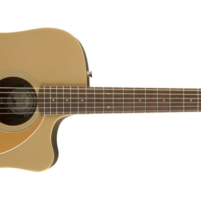 Fender Redondo Player Acoustic-Electric Guitar | Bronze Satin for sale