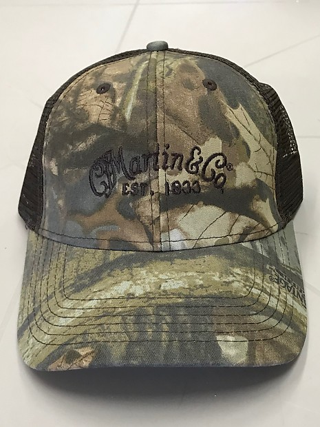 New Martin Realtree® Camo Hat  5c0c6ffad36