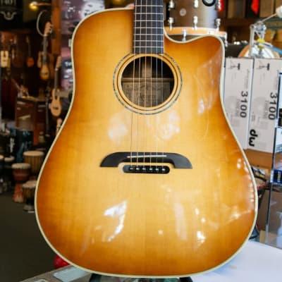 Alvarez Yairi DYM70CESHB Masterworks Dreadnought Acoustic Guitar for sale