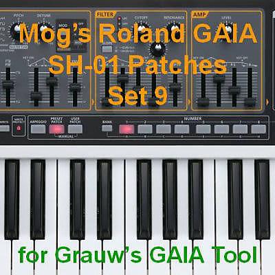 Mog's Roland GAIA Patches - Set 9