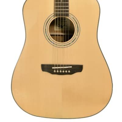 Revival RG-27 Solid Sitka Spruce Mahogany Dreadnought Natural for sale