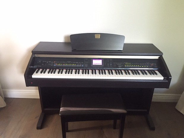 yamaha clavinova electric piano nate 39 s shit reverb. Black Bedroom Furniture Sets. Home Design Ideas