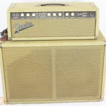 Fender Tremolux Piggyback 1963 Brownface image