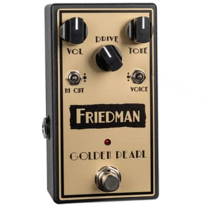 FRIEDMAN GOLDEN PEARL OVERDRIVE for sale