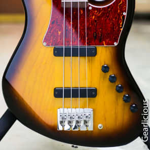 RARE LOWEND LEJ CLASSIC 21 TOBACCO SUNBURST BASS LOW-END grlc1944 for sale