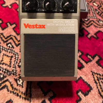 Vestax MDX Digital Delay with Modulation 1980's for sale