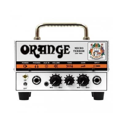 Orange MT20 Micro Terror 20-Watt Guitar Amp Head