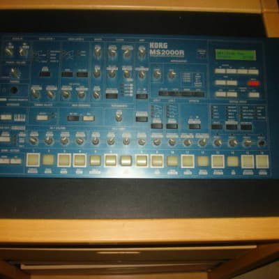 Korg MS2000R MS 2000 R MS-2000 Rack Synth Analog Modeling