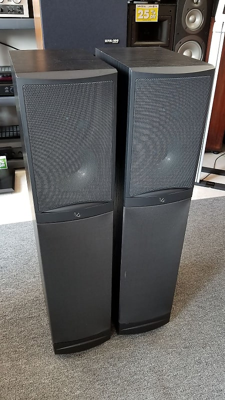 Infinity Rs4 Speakers Reverb
