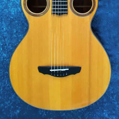 2008 Steve Grimes AAAA Koa Custom Keola Beamer Double Hole Steel String Acoustic Gtr w/Calton Case. for sale
