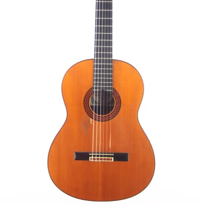 Vicente Camacho classical guitar 1978 - fine handbuilt guitar - excellent price - check video! for sale