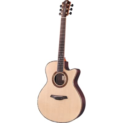 Furch Red Master's Choice Gc-SR SPA Electro-Acoustic Guitar with Hiscox Case for sale