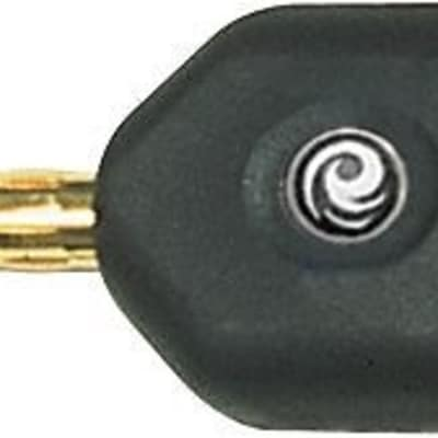 """Planet Waves PW-P-047G 1/4"""" Mono Male to Dual RCA Female Adapter"""