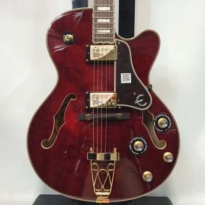 Epiphone Joe Pass Emperor II PRO Red for sale