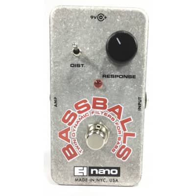 Electro Harmonix Bass Balls Nano for sale