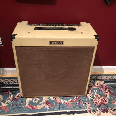 Roland Blues Cube (BC-60) 1990s Tan and brown