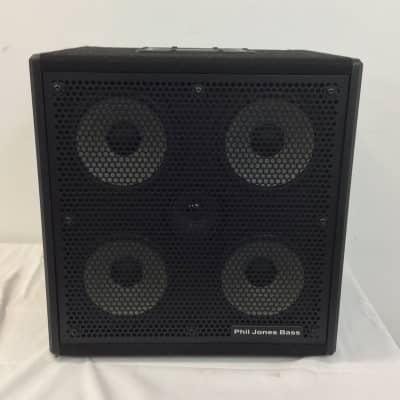 "Phil Jones Cab 47 4x7"" Bass Amplifier Cabinet"