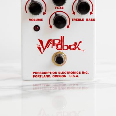 Prescription Electronics Yardbox Fuzz in White