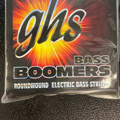 GHS 5-5ML-DYB 5-string Bass Strings with Low-B 45-125 Nicke
