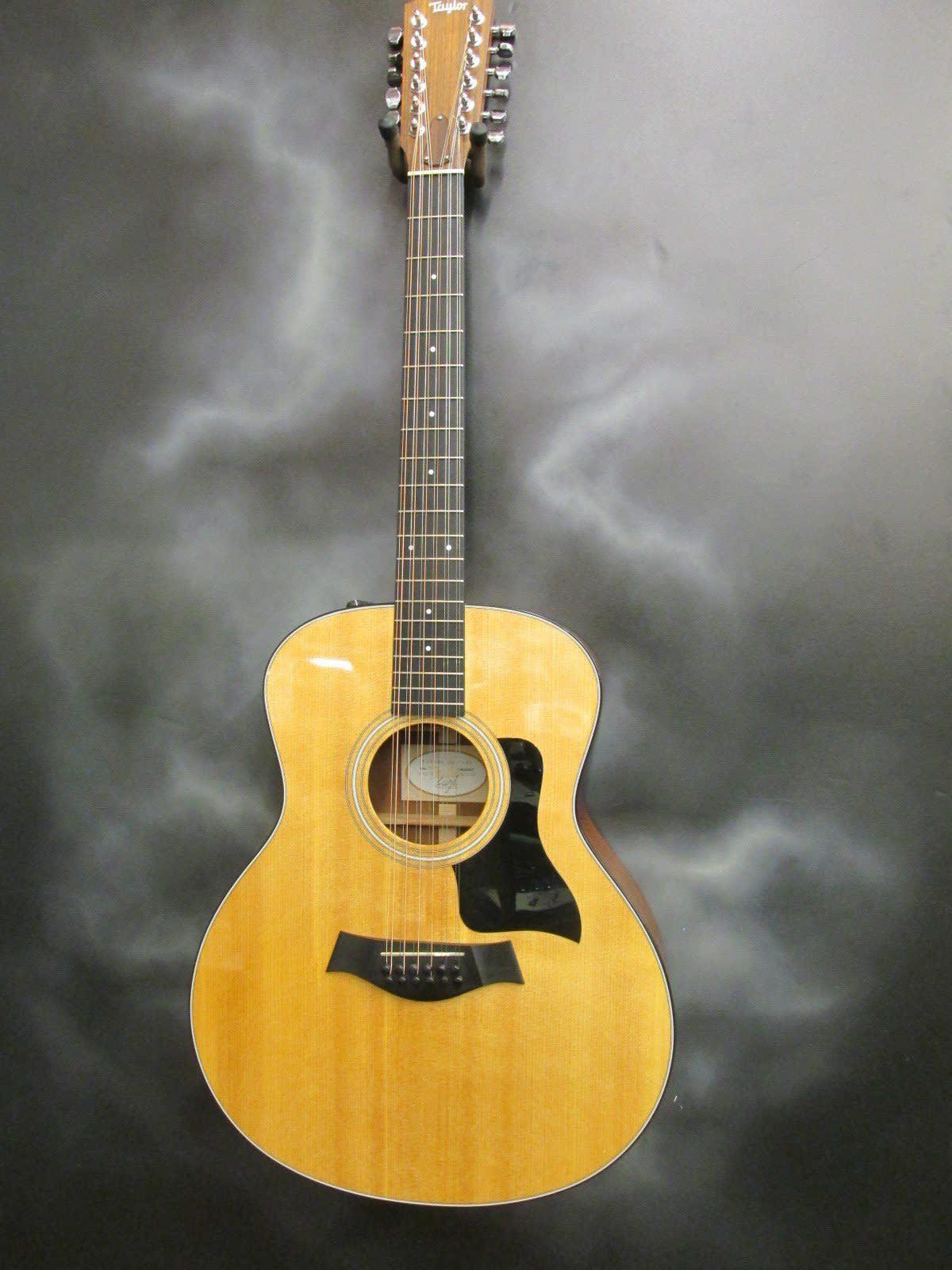 taylor 356e 12 string acoustic electric guitar reverb. Black Bedroom Furniture Sets. Home Design Ideas