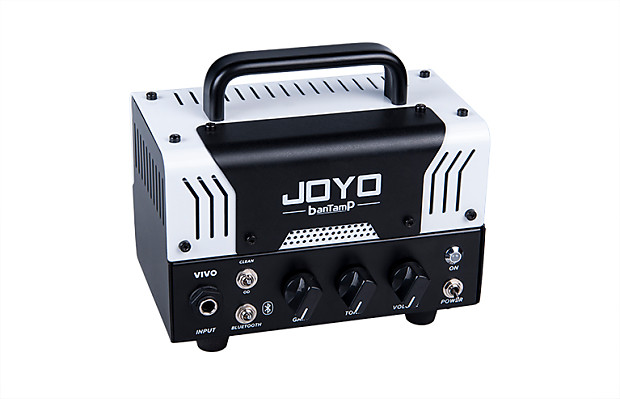 joyo bantamp vivo bluetooth tube amp 20 watt mini guitar amp reverb. Black Bedroom Furniture Sets. Home Design Ideas