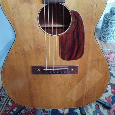 Harmony H-162 Acoustic Guitar | Natural for sale