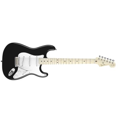 Fender Stratocaster Eric Clapton Blackie del 2011 Negra