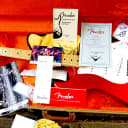 Fender Custom Shop Stratocaster 54 Reissue 2014 Candy Apple Red OHSC & All Case Candy/COA