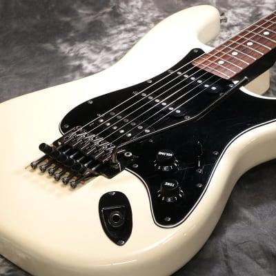 Fender Japan ST62-FR Vintage White 2014 - Shipping Included* for sale