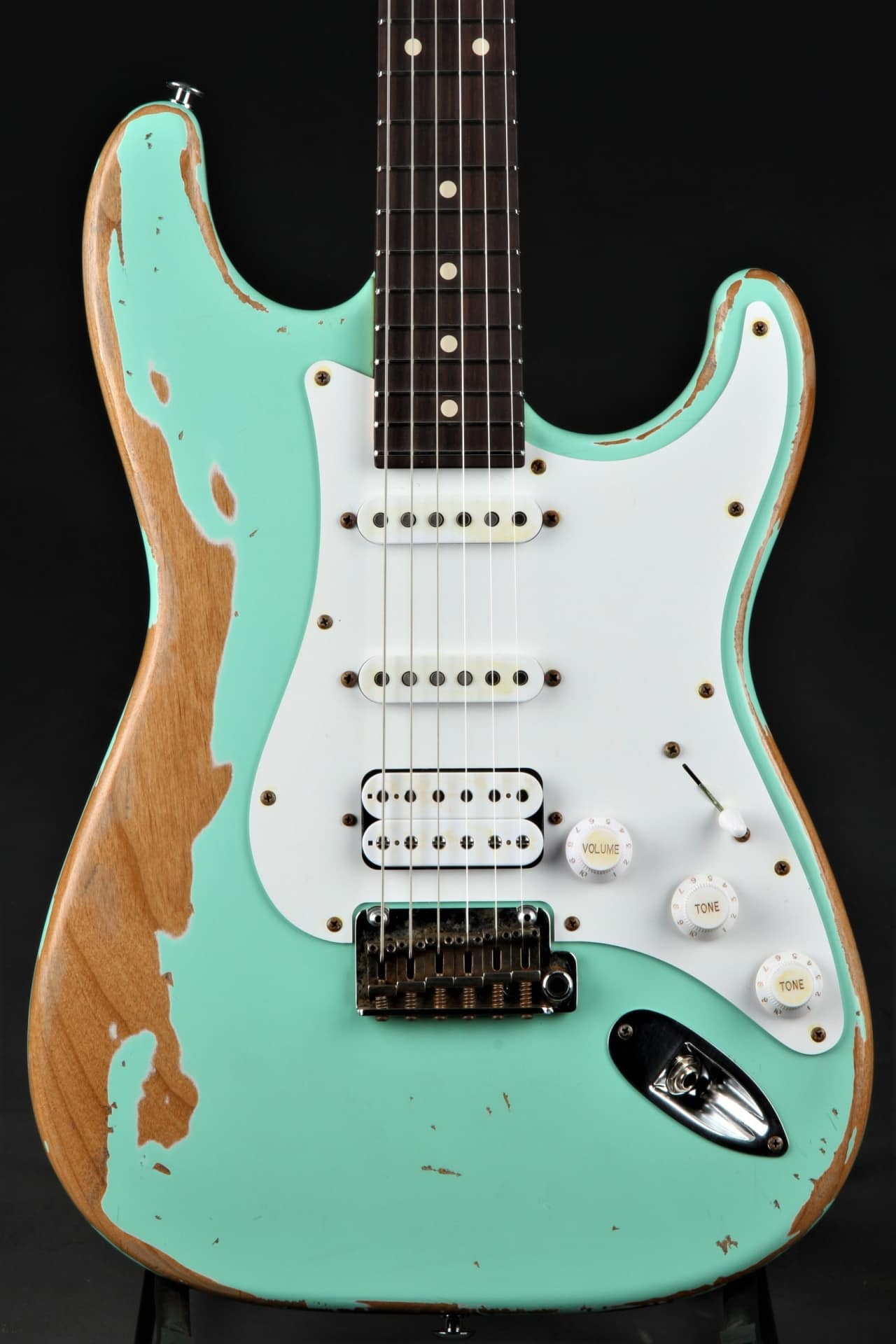 Suhr Classic Antique Extra Heavy Aging Surf Green Reverb