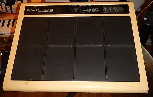 Hedendaags Roland SPD-8 Electronic Drum Total Percussion Pad with | Reverb IA-93