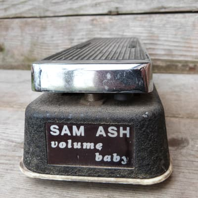 Sam Ash volume wah baby fasal Jen