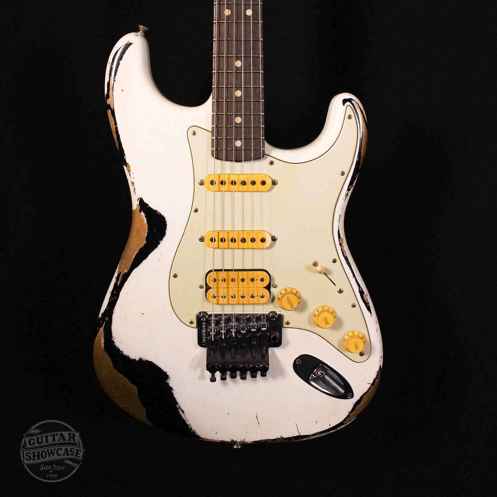"""Fender Custom Shop """"White Lightning"""" Stratocaster"""