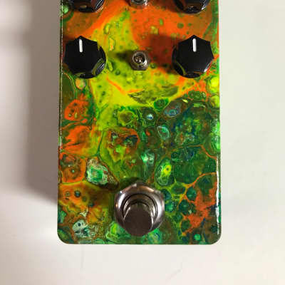FULTON WEB TEXTOSTERONE OVERDRIVE/FUZZ PEDAL | Reverb