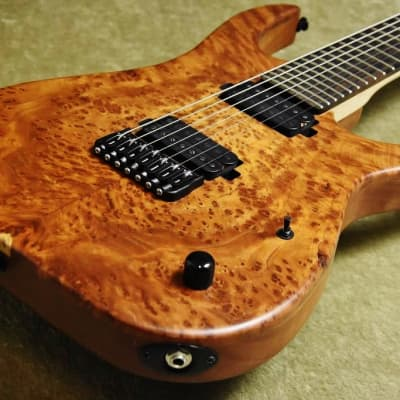 Strictly 7 Guitars  Cobra Special 7 【Redwood Burl】【Outlet】【Clearance Sale】【Super Prise】 for sale