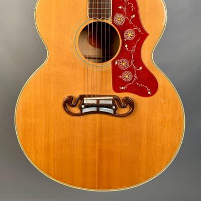 Gibson J-200 SJ-200 Jumbo 1957 Natural for sale