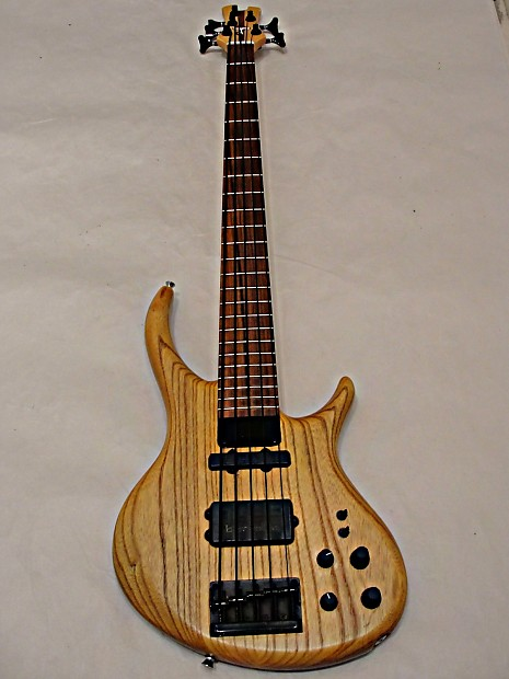 tobias growler 5 custom 5 string electric bass guitar 1997 reverb. Black Bedroom Furniture Sets. Home Design Ideas